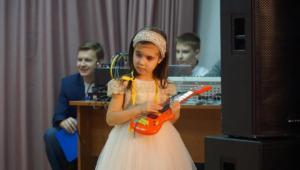 Новогодний концерт 15.12.2018 в ТЦСО Марьино