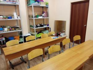 Учебный класс детский центр Наши дети в Марьино