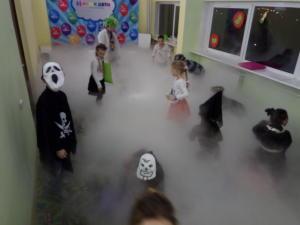 Хэллоуин детский центр Наши дети в Марьино