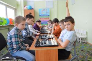 Четвертый шахматный турнир Марьино Наши дети 24.02.201