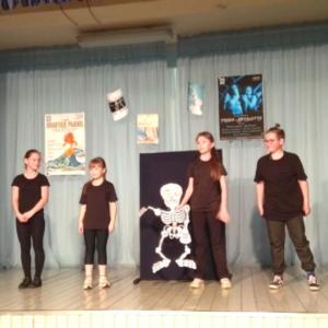 актерское мастерство театральная студия наши дети в Марьино