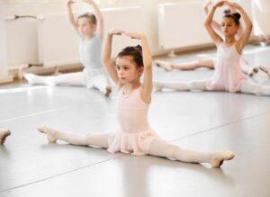 балет в марьино детям детский танец