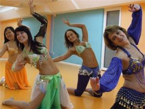 восточные танцы в марьино наши дети 10