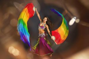 восточные танцы в марьино наши дети 3