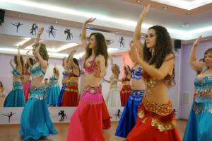 восточные танцы в марьино наши дети 6