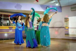 восточные танцы в марьино наши дети 9