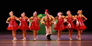 народный танец для детей в марьино