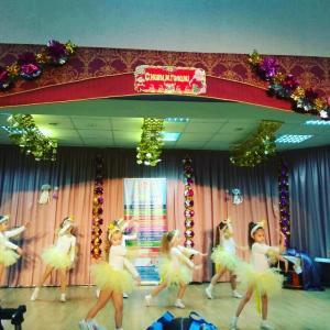 новый год праздник детский центр наши дети марьино