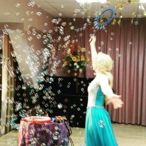 новый год праздник детский центр наши дети марьино3