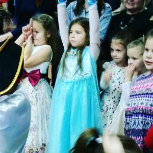 новый год праздник детский центр наши дети марьино6