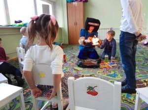 праздник день рождения детский центр наши дети марьино (18)