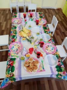 праздник день рождения детский центр наши дети марьино (8)