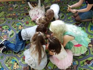 праздник день рождения детский центр наши дети марьино (9)