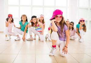 хип-хоп в марьино для детей 11
