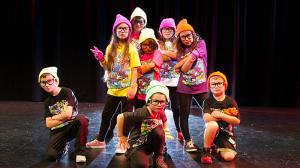 хип-хоп в марьино для детей 13