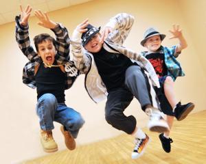 хип-хоп в марьино для детей 2
