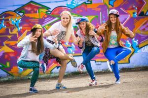 хип-хоп в марьино для детей 5