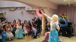 Новогодний концерт Наши дети 2017