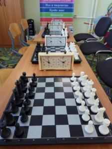 Первый шахматный турнир на Кубок детского центра Наши дети 25 февраля 2018