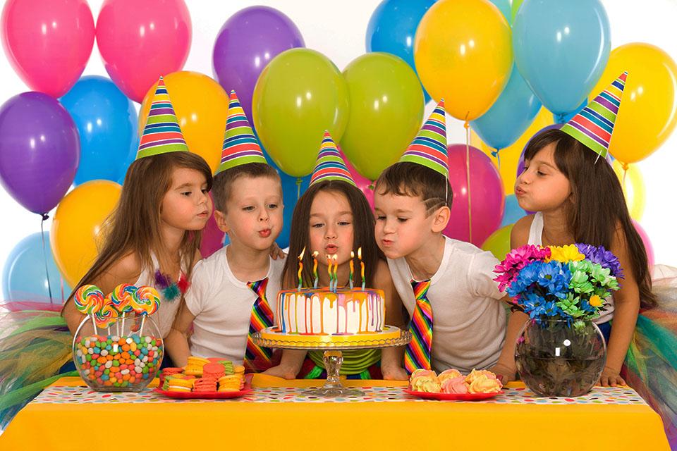 детский день рождения в марьино