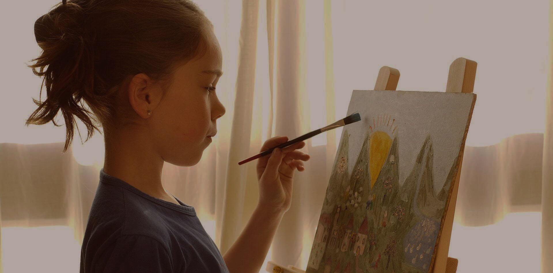 изо творчество в детском центре наши дети в марьино