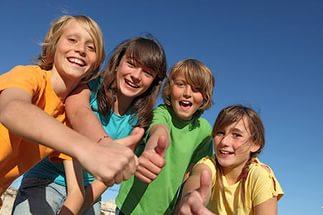 летний лагерь наши дети в Марьино 1