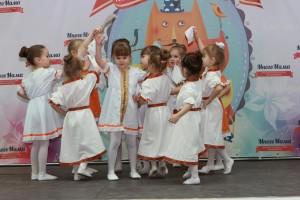Многомама хореографический ансамбль Наши дети Марьино (37)