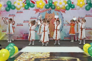 Многомама хореографический ансамбль Наши дети Марьино (46)