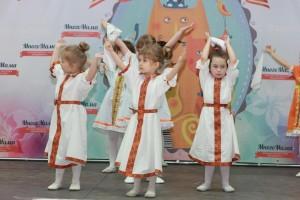 Многомама хореографический ансамбль Наши дети Марьино (47)