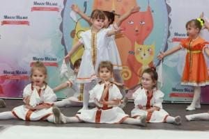 Многомама хореографический ансамбль Наши дети Марьино (49)