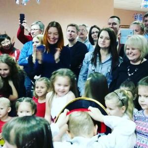новый год праздник детский центр наши дети марьино5