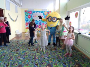 праздник день рождения детский центр наши дети марьино (11)