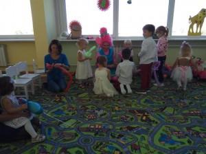 праздник день рождения детский центр наши дети марьино (3)
