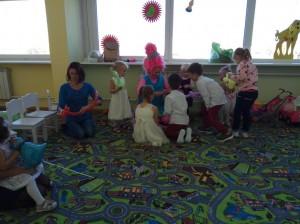 праздник день рождения детский центр наши дети марьино (4)