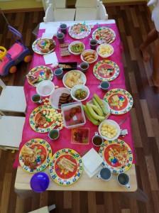 праздник день рождения детский центр наши дети марьино (5)