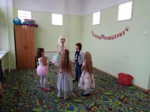 праздник день рождения детский центр наши дети марьино (7)
